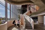 Workplace drama: Novartis Head Office