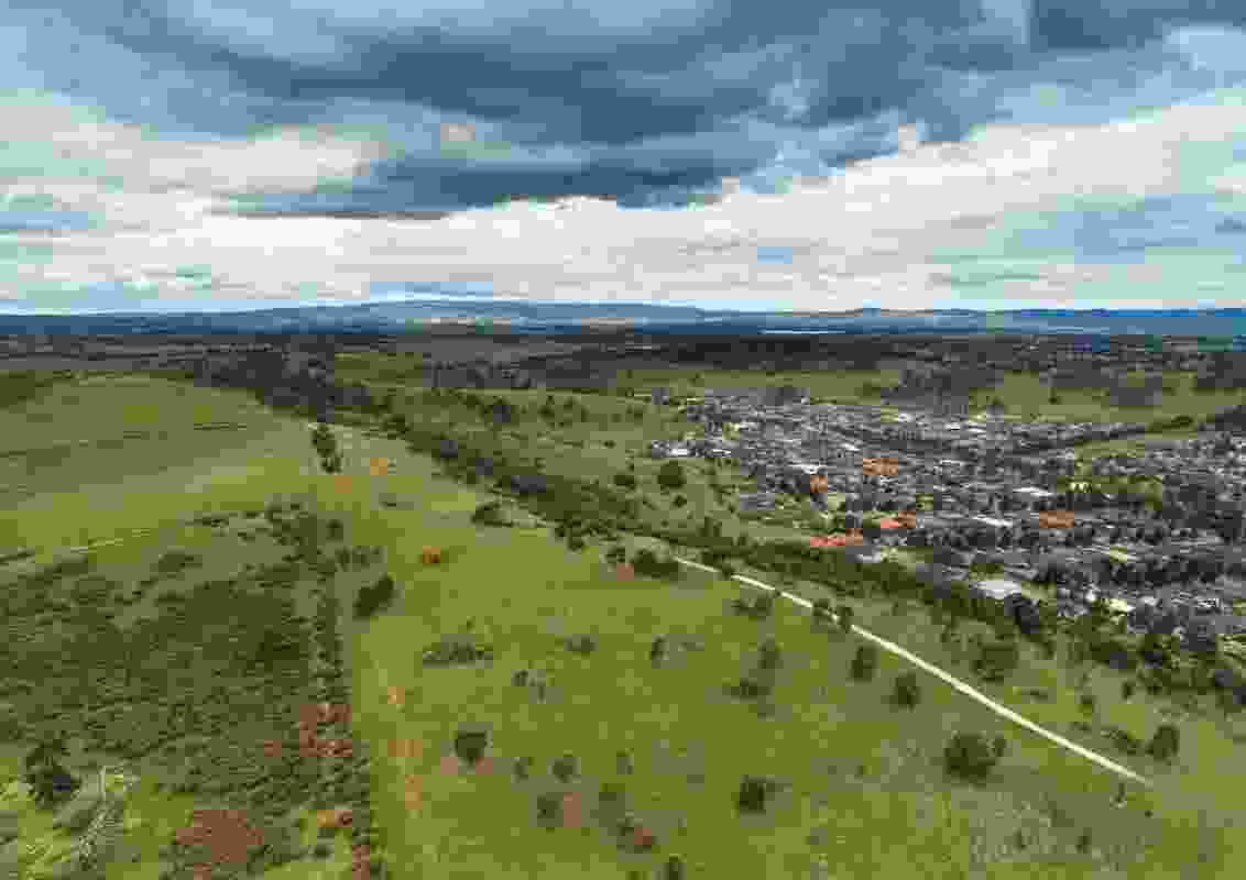 Quarry Hills Whittlesea by City of Whittlesea