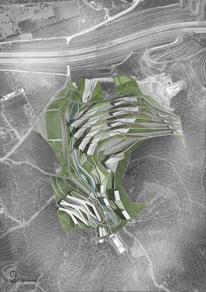 Izmir University masterplan by Plasma Studio