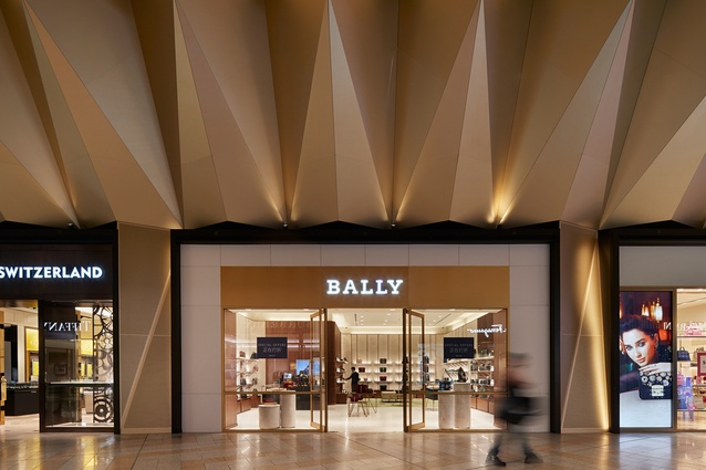 T2 Departures - Luxury Retail by NH Architecture.