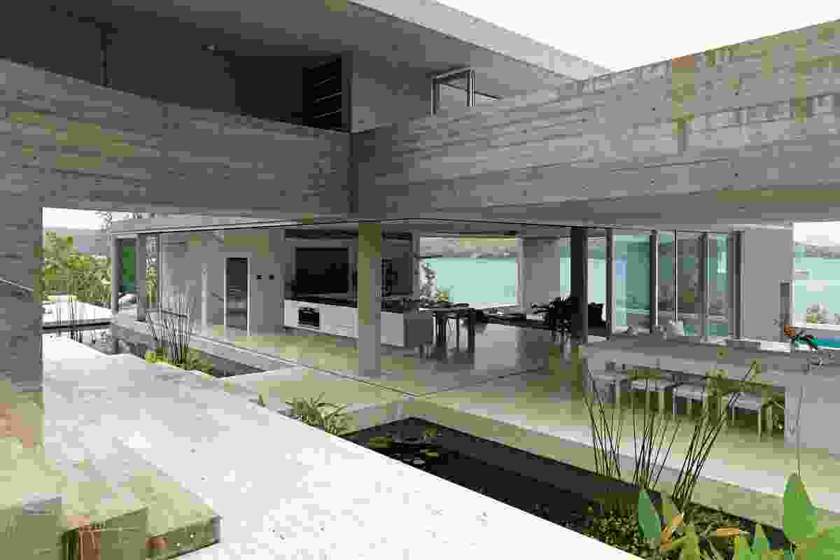 New House over 200m² – Solis by Renato D'Ettorre Architects.