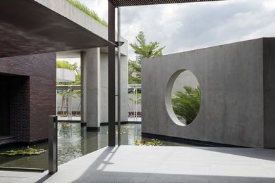 Australian Embassy Bangkok by BVN.