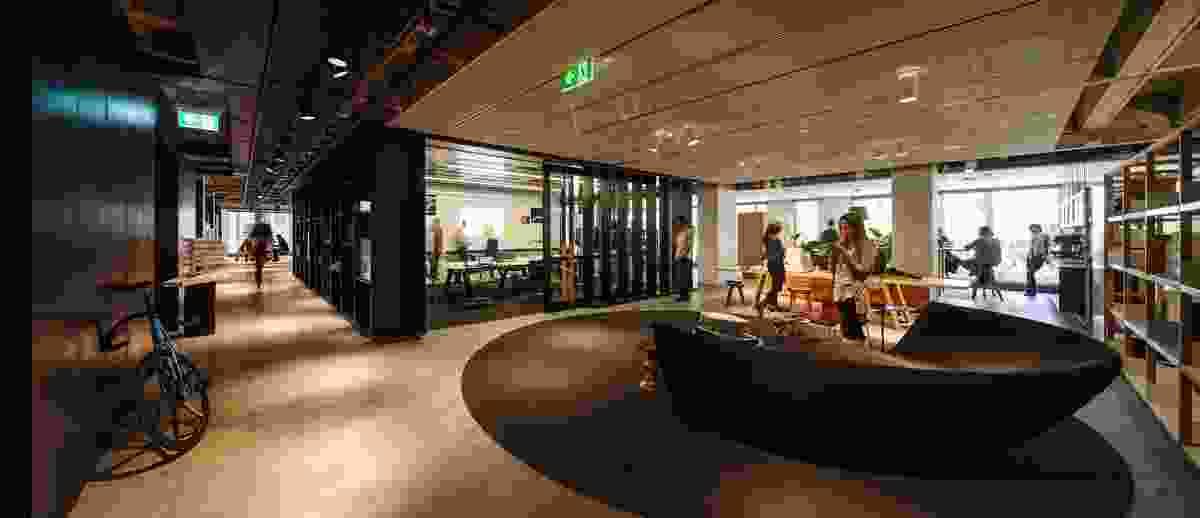 Woods Bagot Sydney Studio – Woods Bagot.