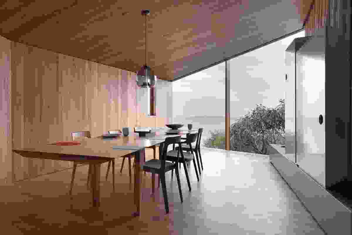 Fairhaven Beach House Furniture by John Wardle Architects.