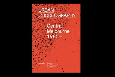 Choreographing the city: Ron Jones