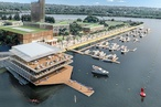 Sydney's Wentworth Point rowing club concept plan approved