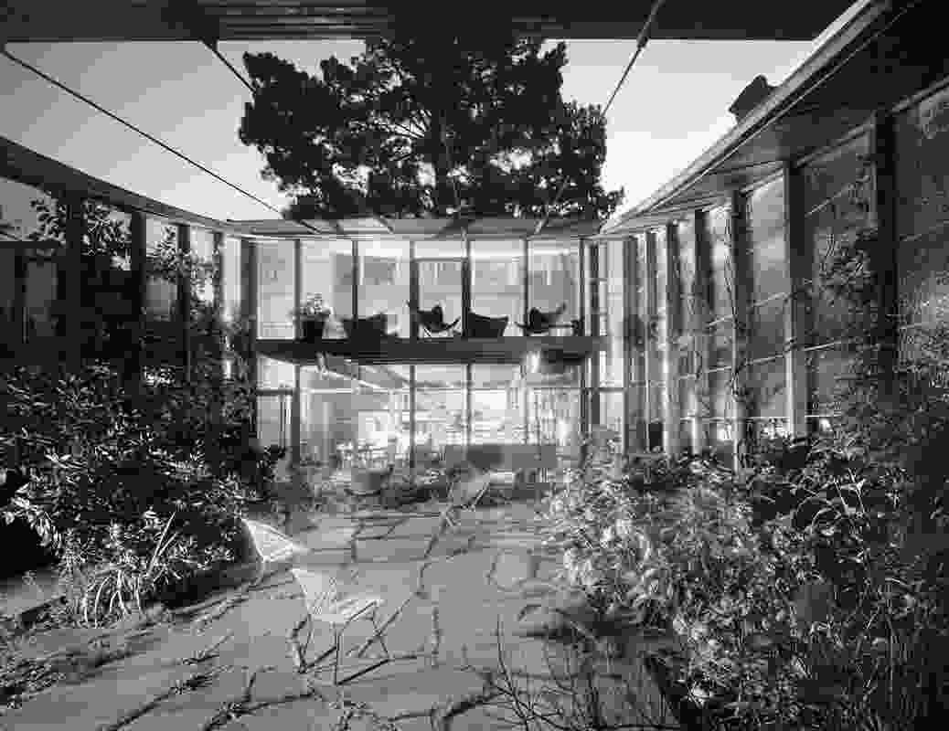 The 2006 Award, Robin Boyd House II, Grounds, Romberg and Boyd.