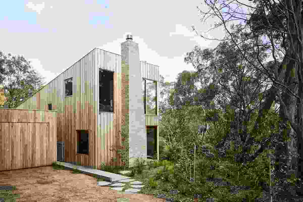 Long House by Clare Cousins Architects.