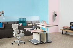 Herman Miller reveals the T2 smartdesk