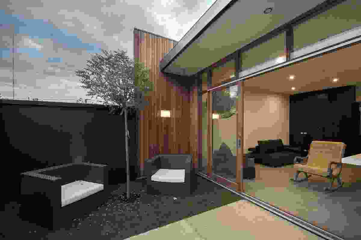 Sticky Rice B&Bs by John Adam Architect.
