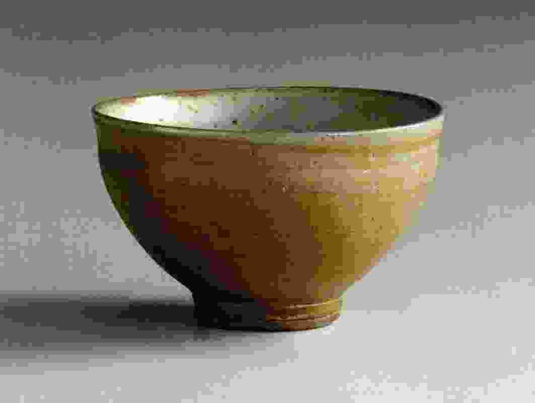Coffee drinking bowl, 1968–73.