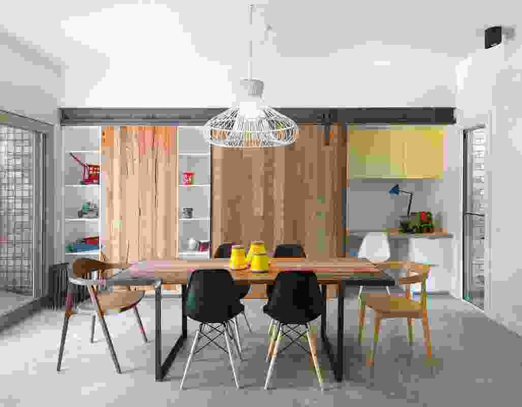 Jack & Jill House – Breathe Architecture.