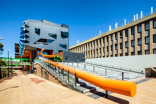La Trobe Institute for Molecular Science by Lyons.