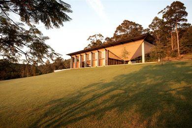 The Boyd Education Centre by Glenn Murcutt, Wendy Lewin and Reg Lark.