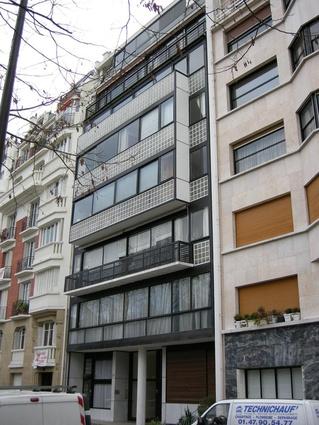 Le corbusier niemeyer buildings earn world heritage gong for Molitor paris france