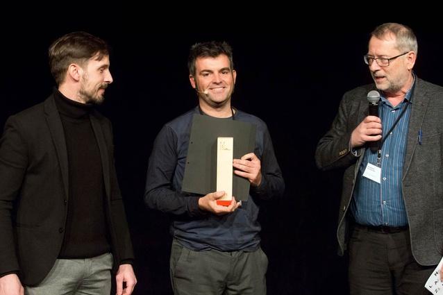 The 2016 LILA winner, EMF – Estudi Marti Franch.