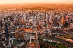 Car-free Melbourne mooted in transport strategy refresh