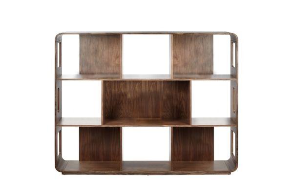 The Nexia bookshelf.