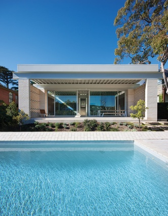 Stewart House by Chenchow Little Architects.