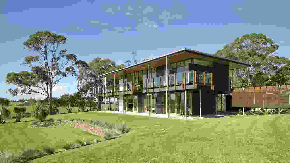 Byron Bay House by Architectus.