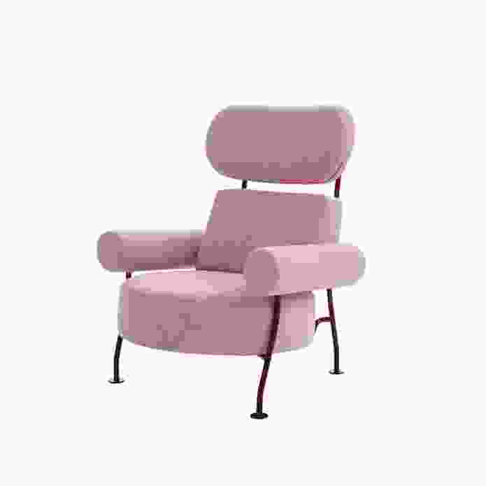 The Astair chair by Pierre Charpin for Ligne Roset.