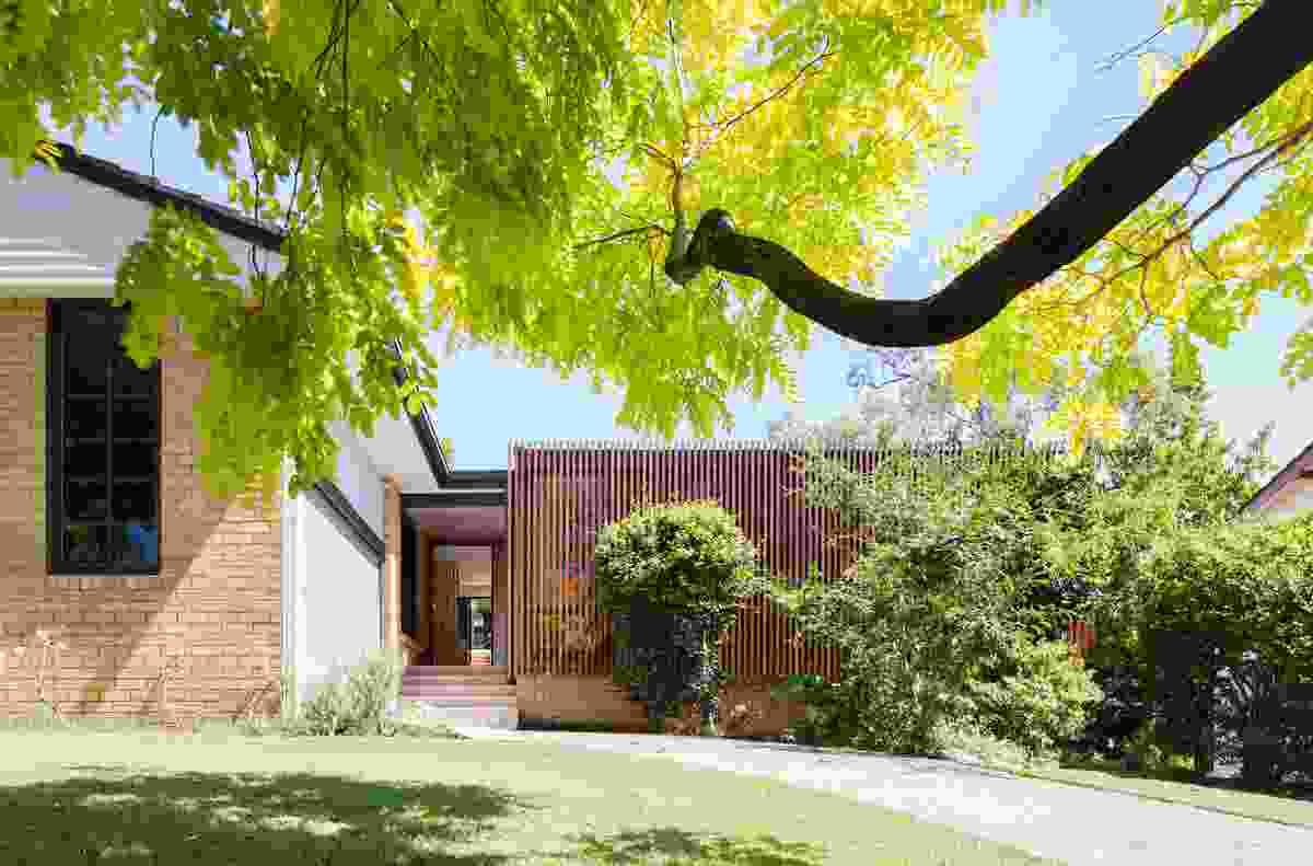 Escu House by Bijl Architecture.