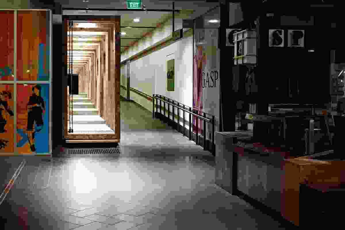 2009 Retail Design Award: The Coop by Matt Gibson A + D.