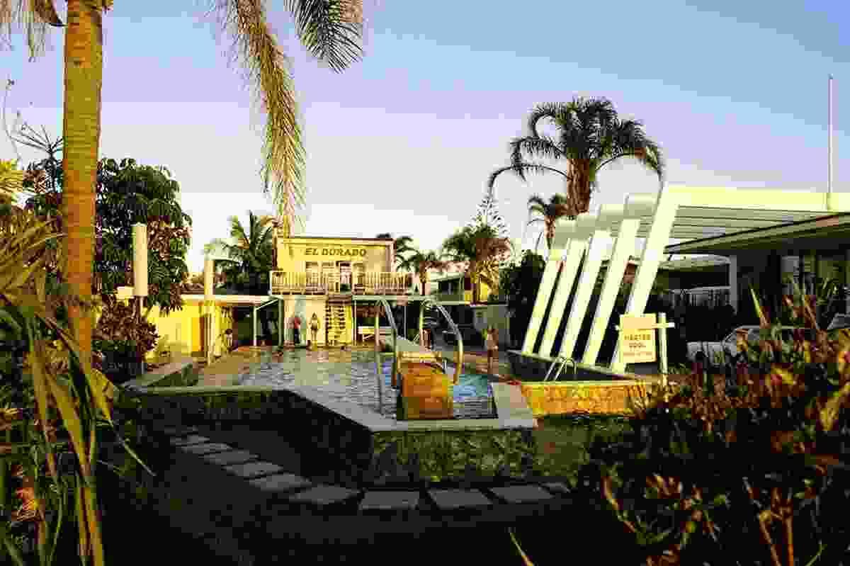El Dorado Motel, Gold Coast Hwy, 1973.