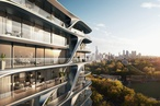 Zaha Hadid Architects' $330m Melbourne tower approved