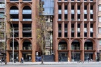 Koichi Takada Architects completes arched towers in central Sydney