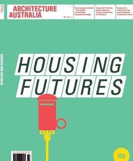 Architecture Australia, May 2011