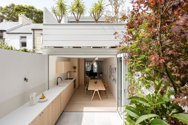 Surry Hills House by Benn + Penna Architecture.