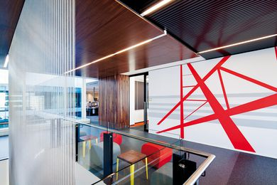 Eni Australia by Hassell.
