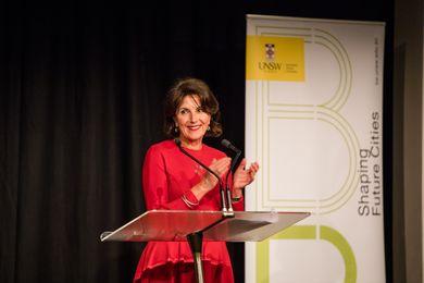 Professor Helen Lochhead.