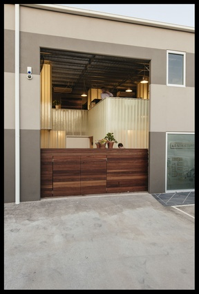 North Lakes Fitout by Nielsen Workshop and Morgan Jenkins Architecture.