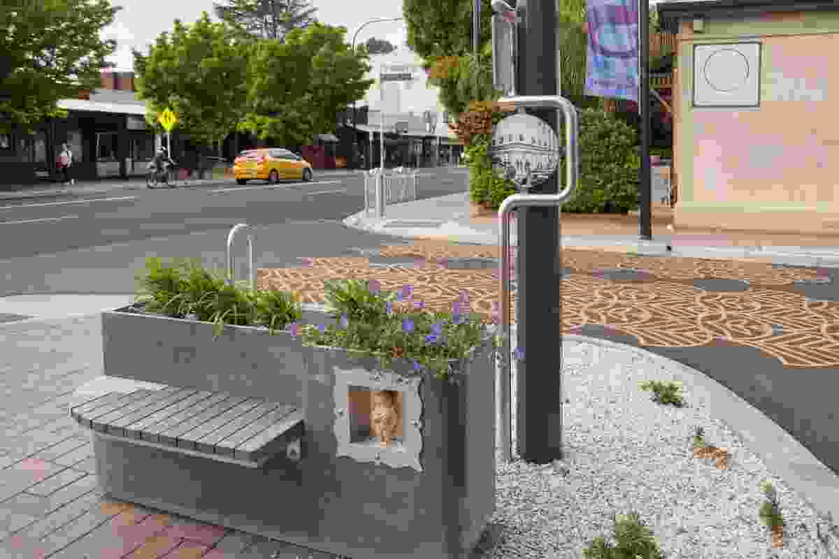 Goodwood Road Streetscape Upgrade – Jensen Plus.