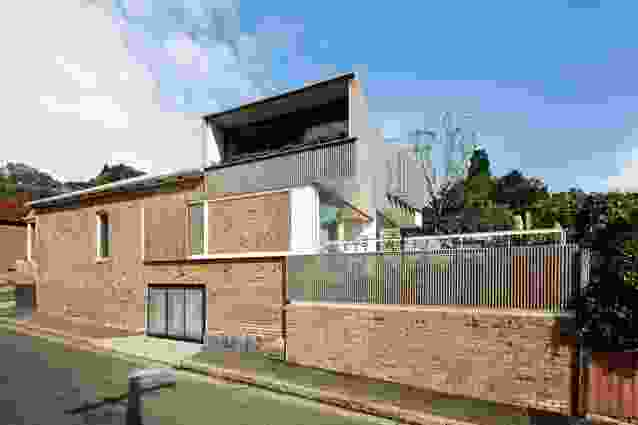 Balmain Houses by Benn and Penna Architects