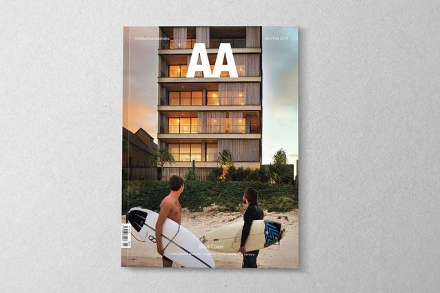 <i>Architecture Australia</i> January/February 2018.