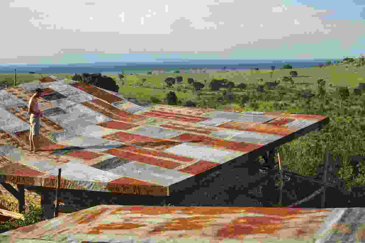Savannah Banda 2: overlooking Queen Elizabeth National Park.