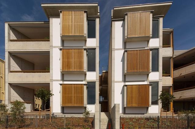 29–35 Prince Street, Cronulla by Candalepas Associates.