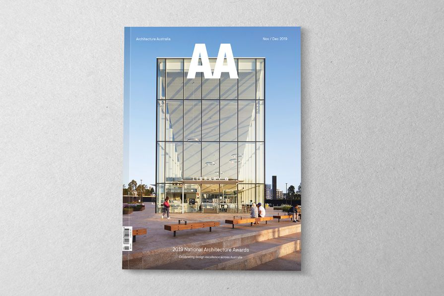 Architecture Australia November/December 2019