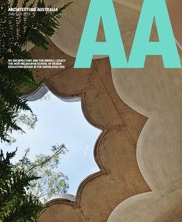 Architecture Australia, January 2015